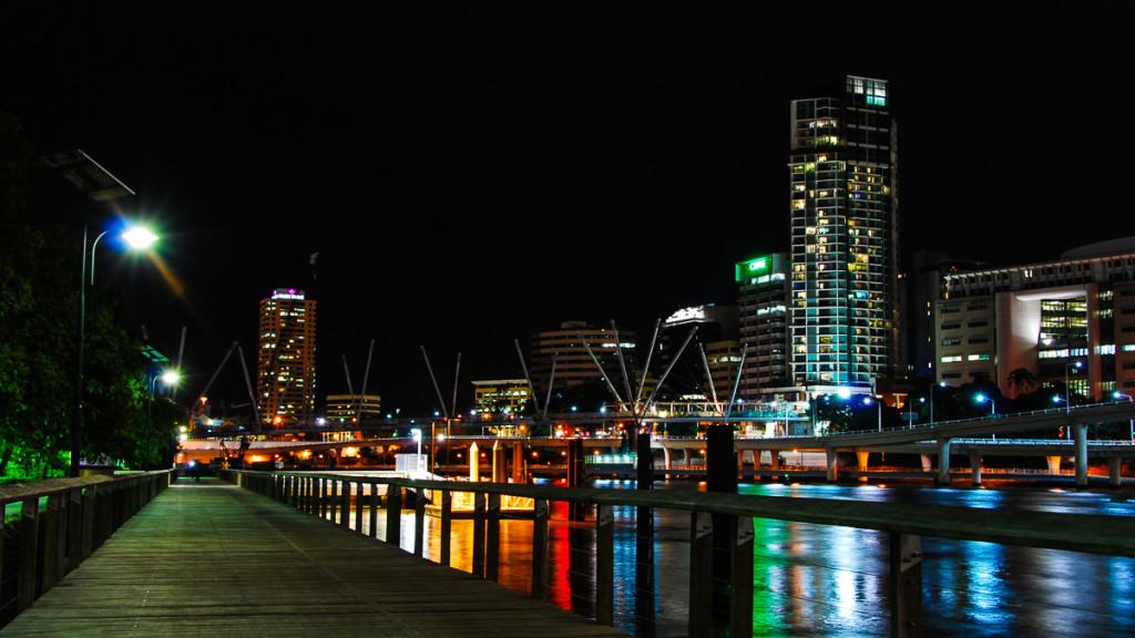 Brisbane River (2009) ISO 100, f/6.7, 8.0sec