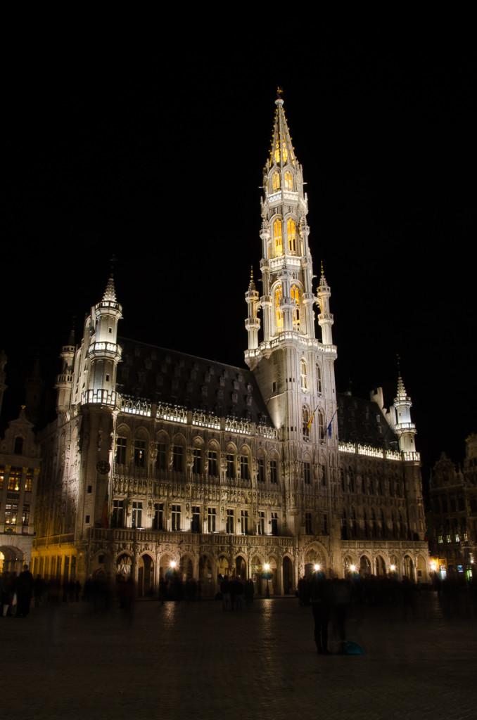 Brussels, Belgium (2011) ISO 100, f/16. 10sec